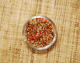 Organic Rooibos: Exotic Andean Tisane - Cup of Joy Loose Leaf Tea