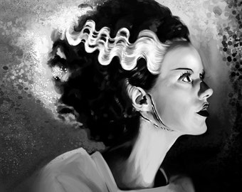 Bride of Frankenstein (BW)