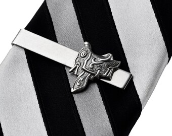 Saddle Tie Clip