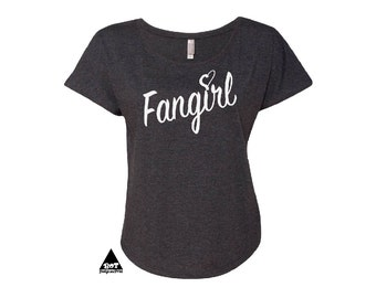 Fangirl Women's Dolam Shirts