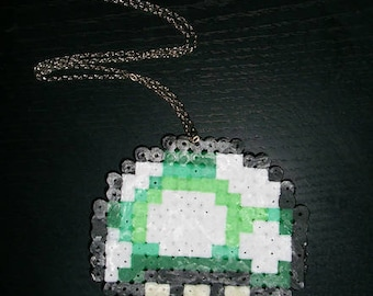 6 geek video game in HAMAS beads necklaces