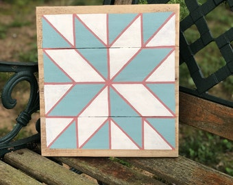 Quilt square, quilt square decor