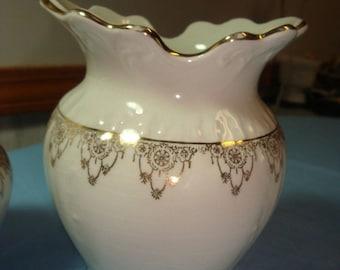 Smith Phillips Porcelain Vase