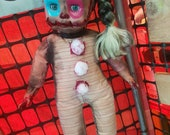 OOAK Clown Baby Doll - Gr...