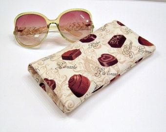 Box of Chocolates Glasses Case