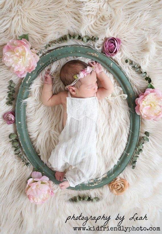 Vivian Newborn Romper