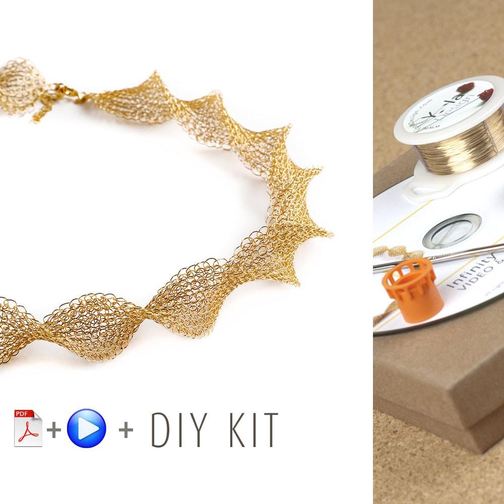 Halskette-Kit