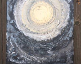 Full Moon Magic- Original Painting
