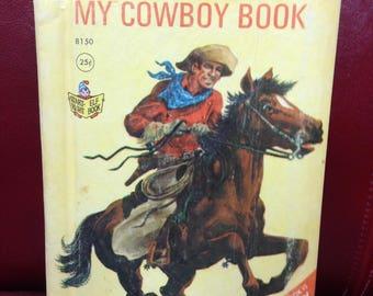 My Cowboy Book.  A Rand McNally Elf Book