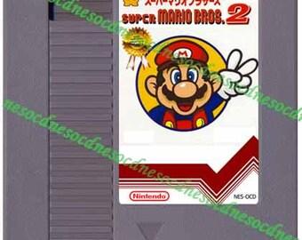 Super Mario Bros 2 Japan
