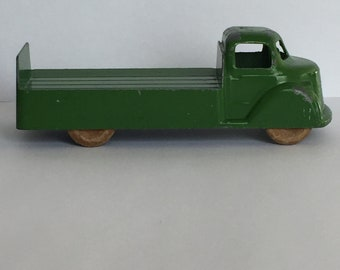 Vintage London Toy Beverage Truck No.15 - Made in Canada