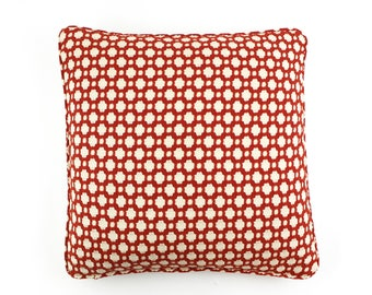 Celerie Kemble Schumacher Betwixt Pillows with welting (both sides -comes in 16 Colors)