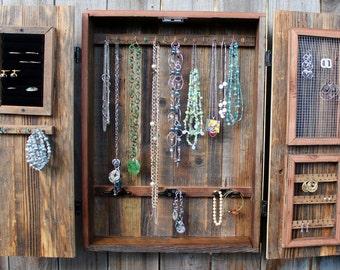 jewelry organizers jewelry armoire cabinet jewelry storage