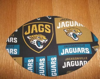 Mouse Pad, Jacksonville Jaguars, Mouse Pads, Mousepad, Desk Accessories, Mouse Mat, Office Decor, Football Shape, Computer Mouse Pad
