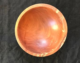 Good Tree Fine Wares hand turned bowl