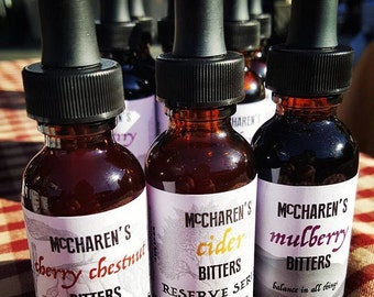 McCharen's Handmade Cocktail Bitters