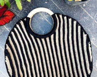 Handmade elegent handbag free shipping