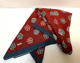 Vintage Furoshiki Japanese Fabric Gift Wrap