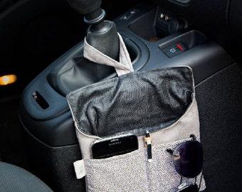 Car Trash bag - Auto Trash Bag - Car Accessories - Car Litter Bag - for Garbage Bag - Organizer Car - car trash bag