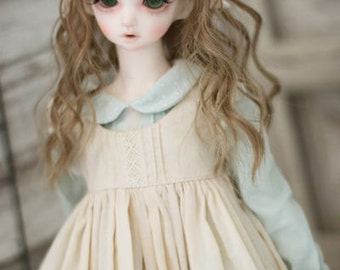 Cafe  , Dress for MSD/Slim MSD Girl in two colors(BJD)