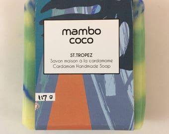 The cardamom SOAP