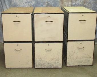 vtg 1940 50s simmons furniture metal medical. 3 Metal Base Cabinets 2 Drawer Filing Work Shop Bench Table Legs Vintage Storage, Vtg 1940 50s Simmons Furniture Medical
