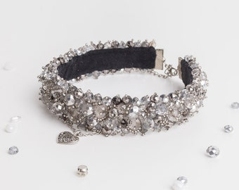 wedding Choker, Wedding necklace, bride necklace, Choker Necklace, Sparkle Crystal Choker, Bridesmaids, Wedding