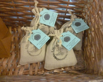 Lavender Pouch. Lavender Lovers. Soothing
