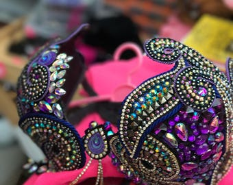 Bellydance Bra and Belt