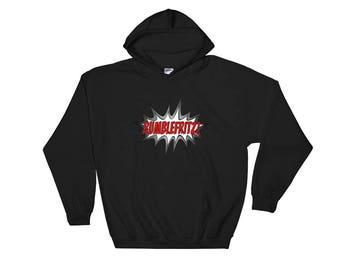 Rumblefritz Hooded Sweatshirt