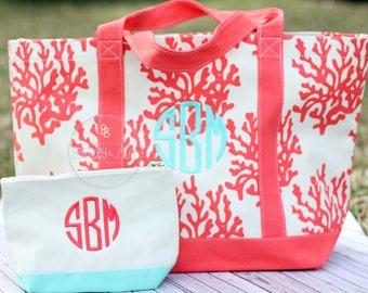 monogrammed beach bag embroidered beach bag woven straw