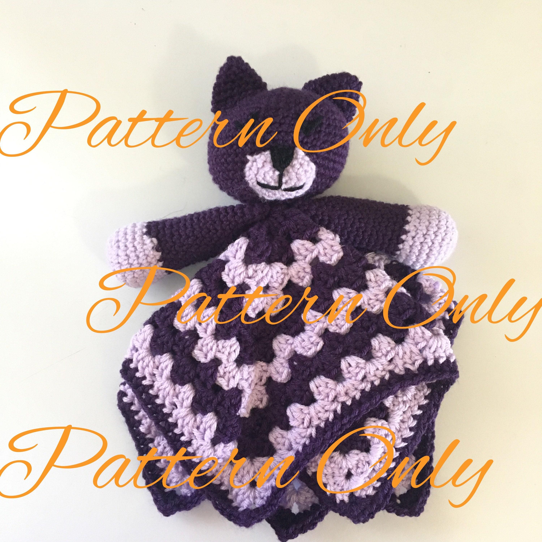 Amazing Crochet Cat Pattern Blanket Mold - Blanket Knitting Pattern ...