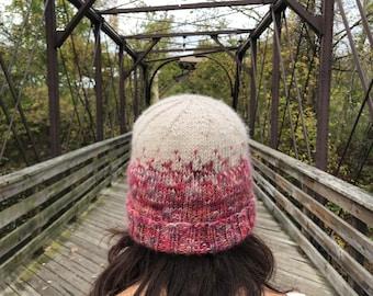 Gradient Hat Pattern