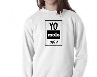 Boy Girl Baby sweater YO MOLO MAS
