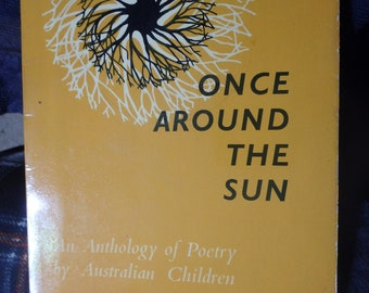 Once Around the Sun anthology of poetry by Australian Children