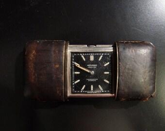 1 Movado Ermeto Pocket clock