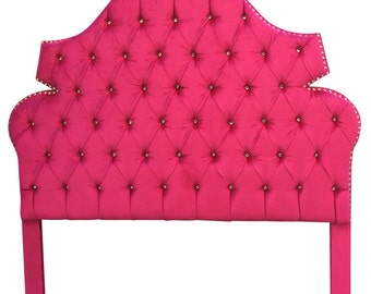 Pink Princess Crown Headboard The Creative Imperative