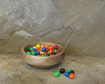 Small Bowl - Hand Turned Wood - Gambel Oak
