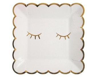 Eyelash Blink Plates