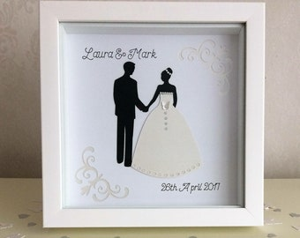Personalised Wedding/Anniversary Gift