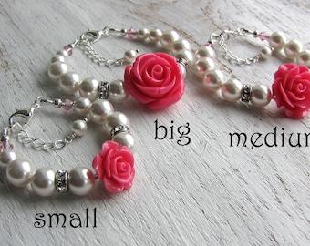 Junior Bridesmaid Gift, Junior Bridesmaid Proposal, Jr Bridesmaid Gift, Jr Bridesmaid Proposal, Flower Girl Bracelet for Toddler Bracelet