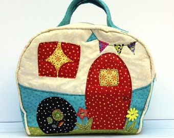Sewing Pattern -  Happy Camper Bag