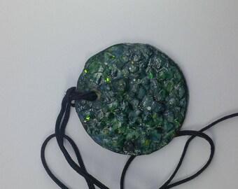 Beautiful,unique handmade pattern jewelry earrings