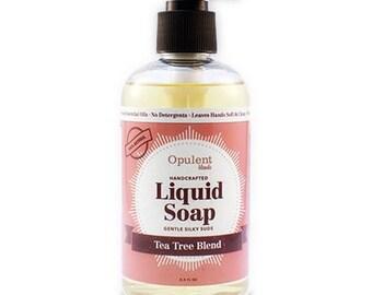 Natural Liquid Soap - Tea Tree