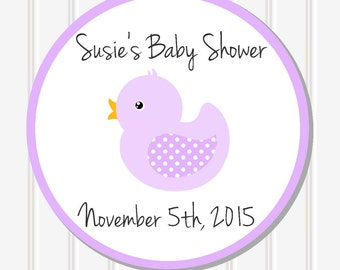 Baby Shower Decor, Personalized Sticker, Favor Stickers, Baby Shower Stickers, Custom Stickers, Baby Shower Favor, Baby Shower Labels, SS15