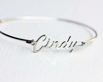 Cindy Name Bracelet