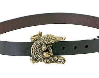 Baga Belt Brown (G44: 110 cm)