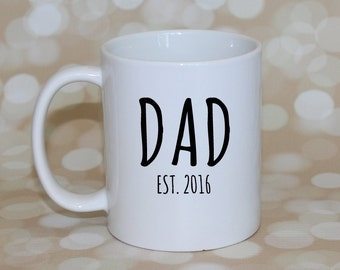 Fathers Day Gift, Father's Day Gift, Fathers Day, Father's Day, First Fathers Day, Fathers Day Gift From Daughter, Gift for Dad,New Dad Gift