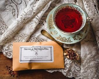 Nefer-Tea-Tea - Ancient Egyptian Herbal Tea 20 grams, Historic Hand Blended Loose Leaf Tea
