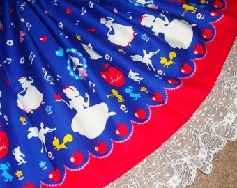 Snow White Fairytale Poisoned Apple Sweet Lolita Skirt - ANY SIZE